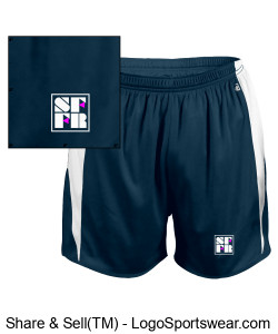 Stride Mens Short Design Zoom